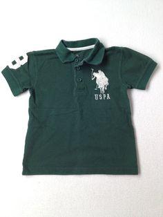 Boys size 4 US Polo Association Polo