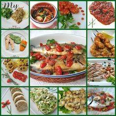 raccolta ricette secondi di pesce