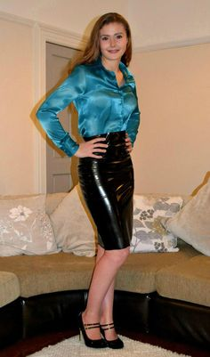 TEAL SATIN BLOUSE FROM NEXT SIZE 10