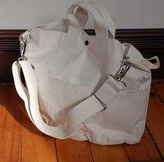 Utility Canvas Bag