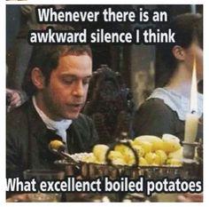 Boiled Potatoes Pride And Prejudice Pride and prejudice mr.