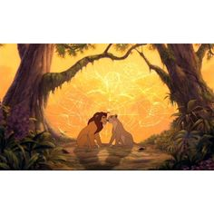 The Lion King Pride: Pride Pics: Screen Captures - The Lion King 1 1/2... ❤ liked on Polyvore featuring disney, lion king and icons