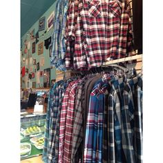 Need a #flannel? Pretty sure we got you covered! And there are more to come! #fall at the #beach is our favorite time #ogsurfandskate #oceangrove #bradleybeach #asburypark #belmar #surf #surflocal #skate #skatelocal #belocal