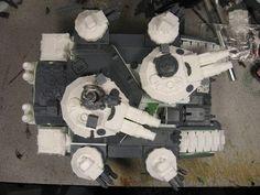 Fellblades of Renown: The Ancient Super Heavies of the Space Marines - Forum - DakkaDakka   So good we named it twice.