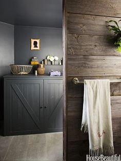 Hidden Washer and Dryer