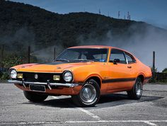 Ford Maverick GT Quadrijet 1974