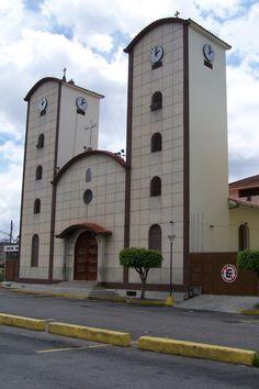 Iglesia de San Antonio de Los Altos,Miranda,Venezuela.