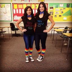 Cute Twin Day Outfits For Girls School Twin Day Outfits Twin