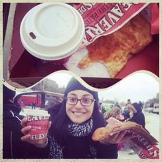 The perfect combo to add to your winter fun! Instagram photo by @leilyshafaee (Leily Shafaee)