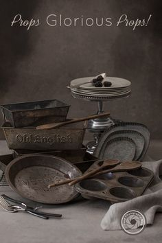 Props for Food Photography   Food Photography Blog