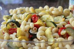 Memorial Day pasta salad