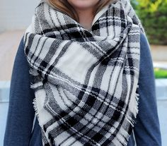 Blanket scarf, Plaid Scarf, tartan scarf, Knit scarf, winter scarf,scarf,Cashmere scarf, Cashmere scarf, Sale Only for few days left!!!!
