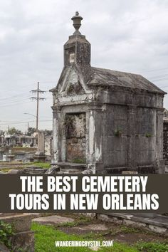 The Best Cemetery Tours in New Orleans, graveyard tours in New Orleans, best New Orleans Graveyard Tour, New Orleans cemeteries, New Orleans Cemetery tours at night, Best Cemetery New Orleans, St Louis Cemetery No. 1, wanderingcrystal, things to do in New Orleans, spooky things to do in New Orleans, New Orleans things to do, tours in New Orleans, graveyards in New Orleans, Katrina Memorial, taphophile, tombstone tourist #NewOrleans #cemetery