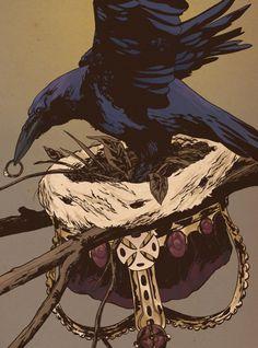 Johnny Dombrowski King Crow
