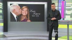 Luis López, el papá de la actriz Adamari López, muere de un ataque cardíaco a los 85 años (VIDEO)