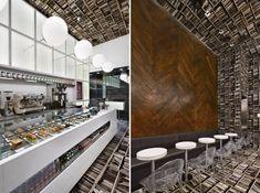 As 10 cafeterias mais lindas do mundo – Livro&Café - D'espresso  – New York, New York