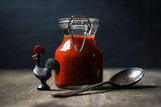 A Recipe for Homemade Sriracha, for Die-Hard DIYers - Bon Appétit