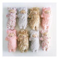 Mini Sugarloaf Bears by bijoukitty ✨✨