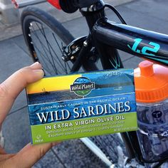 Do you only roll with #WildPlanet Sardines, our delicious protein powerhouse? #Repost from @brittanymbarton