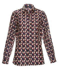 Beatrice Print Shirt
