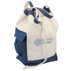 Promotional Products Ideas That Work: DUFFLE BAG. Get yours at www.luscangroup.com