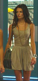 Club Monaco criss cross dress