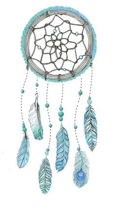 I have a quote tattooed on the right side of my ribcage, so I kind of wanted an image in the other side. Stumbled onto this. I really liked the idea if a dream catcher, but didn't want anything too stereotypical. I especially like the peacock feathers...