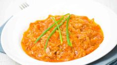 Thai Red Curry, Meat, Ethnic Recipes, Food, Peeling Potatoes, Chic Peas, Recipies, Essen, Meals