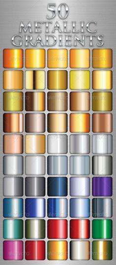 Adobe Illustrator Metallic Riveted Effect » Dondrup.com