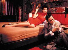 In the Mood for Love/Fa yeung nin wa (2000 dir. Kar Wai Wong). Production design William Chang. Art Department Ping Lam Siu.