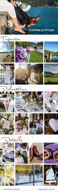 Hochzeit Tegernsee Organisation: Doreen Winking