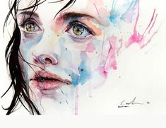 This post includes four videos of various creative individuals making their artwork—from a watercolor portrait to a realistic eye drawing. It is rare to get a chance to sit beside an artist and see them illustrate, so this footage is definitely interesting to view.