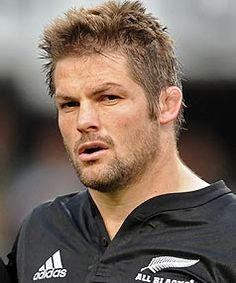 Richie McCaw- rugby boys., yes please.