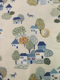 Vintage Gardinen - 70er dekoplus vintage Vorhang 165x260 zuckersüß - ein Designerstück von ViVaVintage bei DaWanda