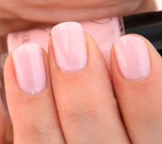 Cult Nails Enticing Nail Lacquer a milky light pink
