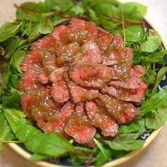 2014年の元旦に、初のローストビーフ! 牛肉美味しかった(o^^o) - 41件のもぐもぐ - ローストビーフ by tsuka14