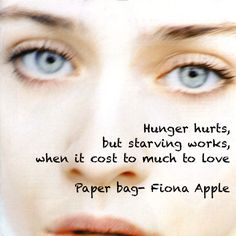 Paper bag-Fiona Apple
