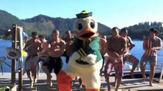 "What's better than a giant Duck performing a cover of the oddly alluring ""Gangnam Style"" viral music video? Not much. The University of Oregon athletic department posted this pa..."