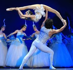 I love the ballet. Tchaikovsky's Swan Lake // Guangzhou Acrobatic Troupe mix the grace of classical ballet and technical difficulty. Just Dance, Dance Moms, Dance Like No One Is Watching, Dancer Problems, Ballet Quotes, Dance Humor, Funny Dance Quotes, Ballet Photography, Ballet Beautiful