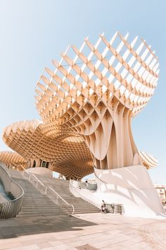 metropol parasol in sevilla spain Travel Tips For Europe, Places To Travel, Travel Destinations, Places To Go, Travel Info, Travel Guides, Travel Hacks, Travel Essentials, Spain Places To Visit