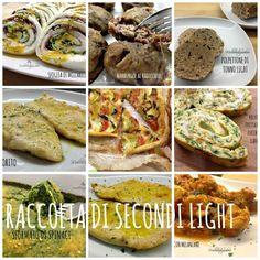 La raccolta di secondi piatti light nasce per accontentare chi, dopo le feste e non solo, vuole mangiare in maniera leggera ma saporita ed economica...