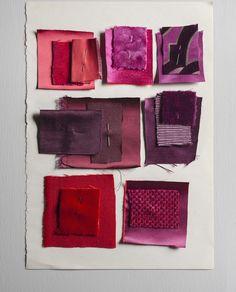 Dedar | Fabric | Pink | Violet | Red | Aubergine | Fuchsia | Moodboard | Inspiration
