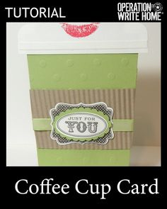 Tutorial - Coffee Cup