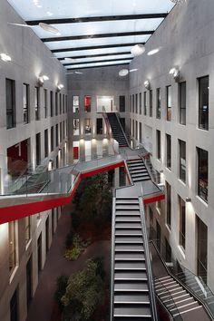 New City Hall in Bezons / Ecdm Architectes