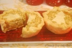 Thermomix Failsafe Pear Mince Pies heated up with ice cream, custard or Whiskey Cream Sauce for a decadent dessert. Fruit Mince Pies, Whiskey Cream, Food Intolerance, Christmas Time, Christmas Recipes, Pie Dessert, Some Recipe, Base Foods, Recipe Collection
