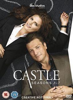 Castle Seasons 1-7 [Edizione: Regno Unito]