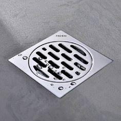 Bathroom Floor Drain - Bathroom Bathroom Drain, Shower Drain, Floor Drains, Bathroom Flooring, Tiles, Paris, Room Tiles, Montmartre Paris, Tile