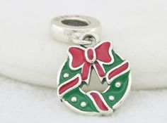 New in our store:pandora gift silv... check it out here!http://www.charmsilvers.com/products/pandora-gift-silver-christmas-charm?utm_campaign=social_autopilot&utm_source=pin&utm_medium=pin
