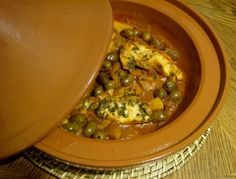 Here is another wonderful recipe for all you tagine lovers. This one is to be prepared in a cooking tagine.