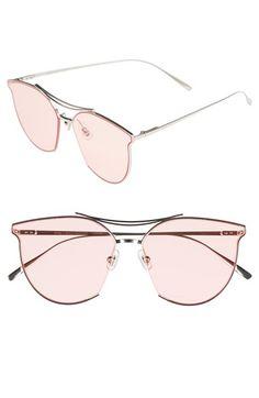 134ec3e4c1a1d Kong x Gentle Monster  NO2  60mm Sunglasses Pink Sunglasses
